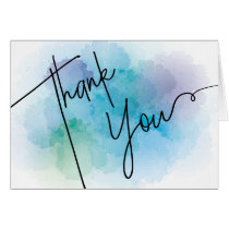 Thank you Card | With Bible Verse