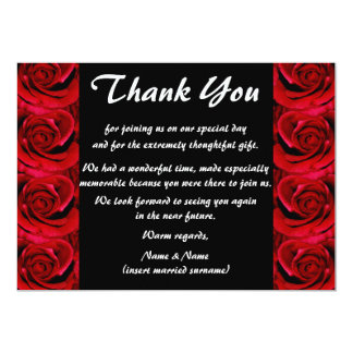 Thank you cards - customizable