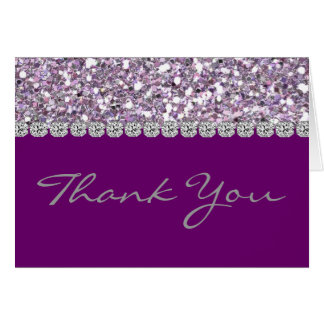 Thank You Cards for Any Occasion Bling