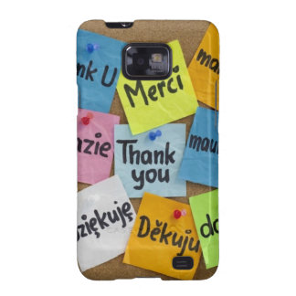 thank you galaxy SII cover