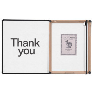thank you covers for iPad
