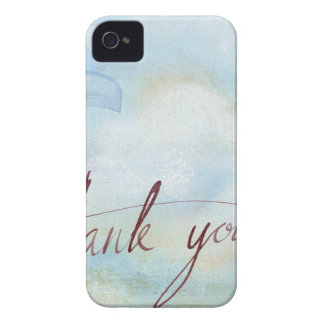 thank you Case-Mate iPhone 4 cases