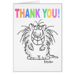 THANK YOU CAT Boynton Card