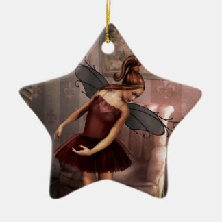 Thank You Ceramic Ornament