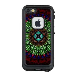 Thank You Christmas Color Wheel LifeProof FRĒ iPhone SE/5/5s Case