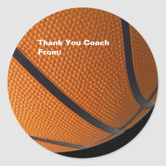 Thank You Coach Sticker
