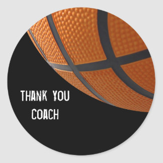 Thank You Coach Stickers