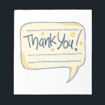 "Thank You Comics Bubble Notepad<br><div class=""desc"">Sketch of handwritten text isolated on white background</div>"