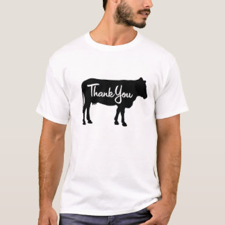 Thank You Cow T-Shirt