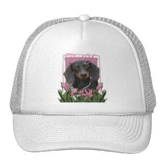 Thank You - Dachshund - Winston Trucker Hat