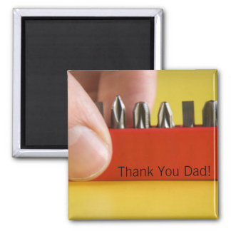 Thank You Dad! Magnet