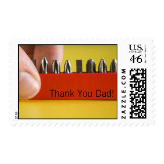 Thank You Dad Stamp