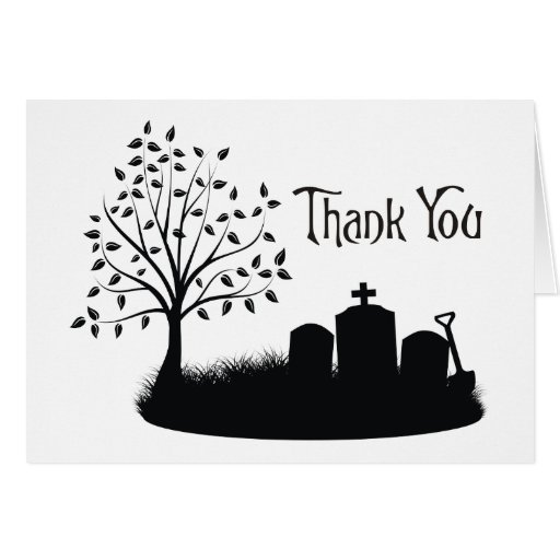 Thank You - Digging For Ancestors Greeting Card