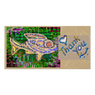 Thank You - Exotic Gold Fish Posters