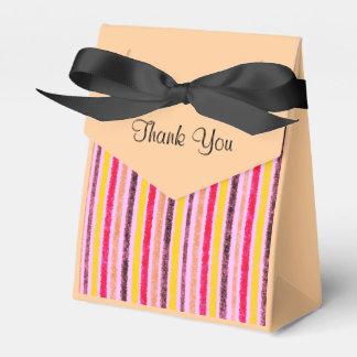 Thank You Favor Box n°1
