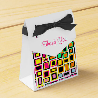 Thank You Favor Box n°4 Favor Boxes