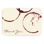 """Thank You Flat Note Cards 