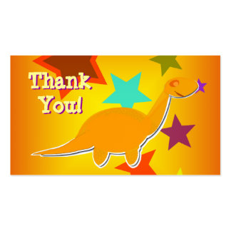 Thank You for Coming to my Party Cards Double-Sided Standard Business Cards (Pack Of 100)
