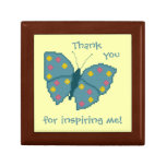Thank you for inspiring me! Butterfly Gift Box