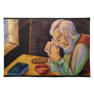 THANK YOU FOR OUR DAILY BREAD placemat