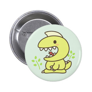 Thank You for Protecting Me! 2 Inch Round Button