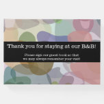 "[ Thumbnail: ""Thank You For Staying at Our B&B!"" Guestbook ]"