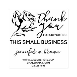 Thank You Stamps Zazzle
