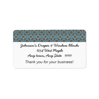 Thank you for your business address labels