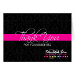 Thank You For Your Business Custom Note Cards