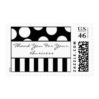 Thank You For Your Business Postage