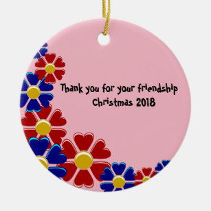 Thank You For Your Friendship Home Décor Furnishings Pet Supplies
