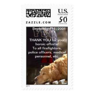 Thank you for your heroic efforts! postage