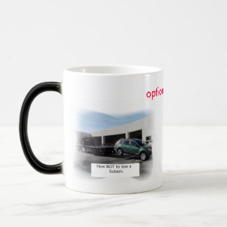 Thank you for your purchase magic mug