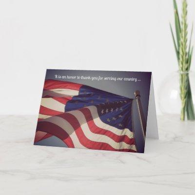 Veterans Day Custom Greeting Cards Zazzle Com