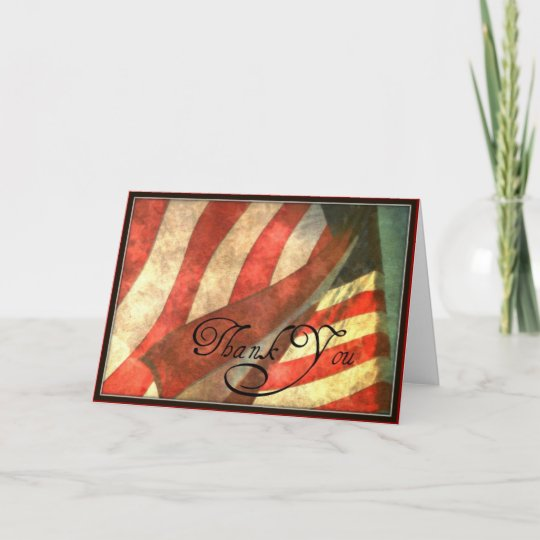 Thank you for your service military greeting card zazzle thank you for your service military greeting card m4hsunfo