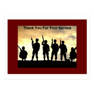 how to respond to thank you for your service