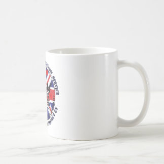 Thank you for your service UK Soldiers Coffee Mug