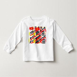 thank you friend toddler t-shirt