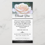 "Thank You Funeral White Rose Words Cannot Express<br><div class=""desc"">Thank You Funeral White Rose - Words Cannot Express  Customize with Your Text</div>"