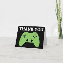 Thank You Gamer Video Game Pattern