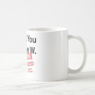 Thank You George W Coffee Mug
