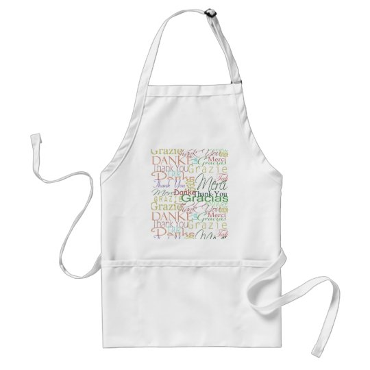 Thank You Gifts Adult Apron