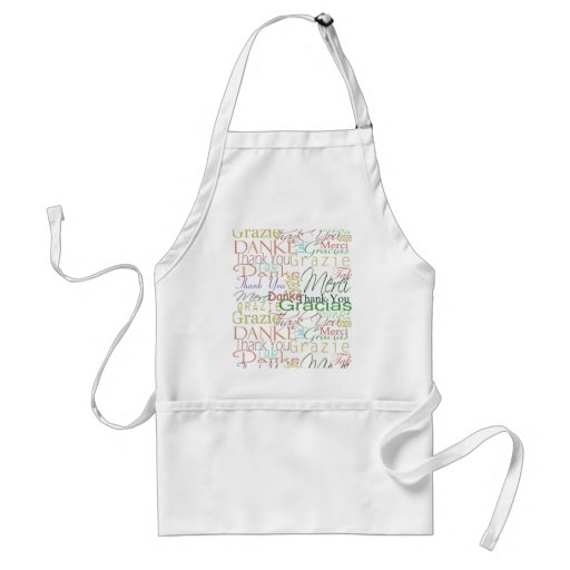 Thank You Gifts Aprons