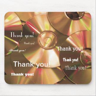 Thank You Gifts Computer Mouspads Mouse Pad