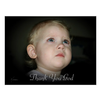 Thank You God Poster