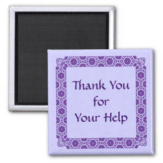 Thank You Helper magnet MM20