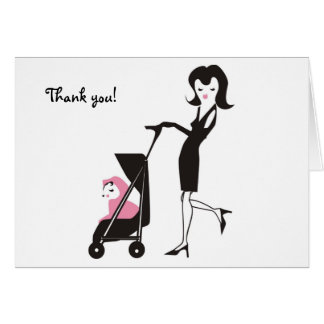 Thank you! Hot Mom Card