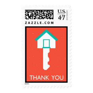 thank you housekey postage