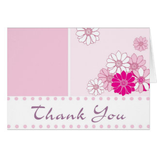 Thank You in Bloom Card
