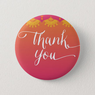 thank you - indian inspiration button